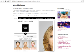 Feeling bored? Minutes to spare? Then get yourself a makeover!