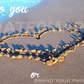 DIY Tuesday: 4 Steps to Watermark or Brand your Photos via PixlrEditor.