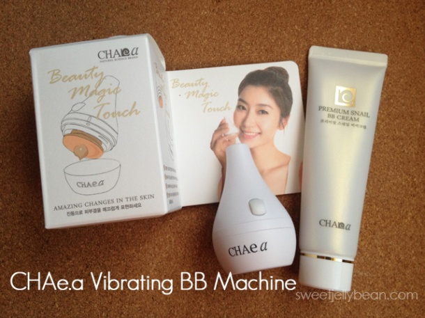 Chaea Vibrating BB Machine
