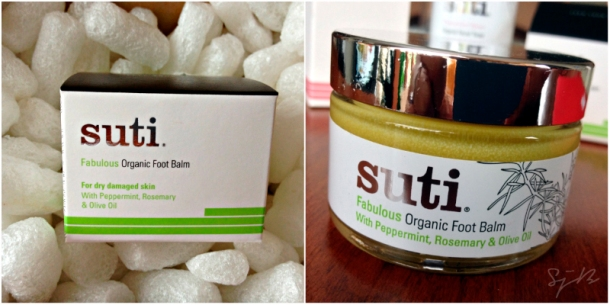 Fabulous Foot Balm by Suti