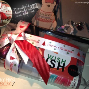 Unboxing My First WishBox